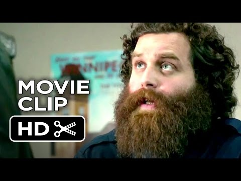 Tusk Movie CLIP - Cana-don't's (2014) - Harley Morenstein Walrus Horror Comedy HD
