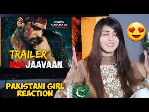 marjaavaan-trailer-|-pakistani-girl-reaction-|-sidharth-malhotra