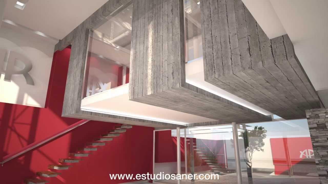 Arquitectura oficinas modernas dise adas por estudio for Diseno de oficinas arquitectura