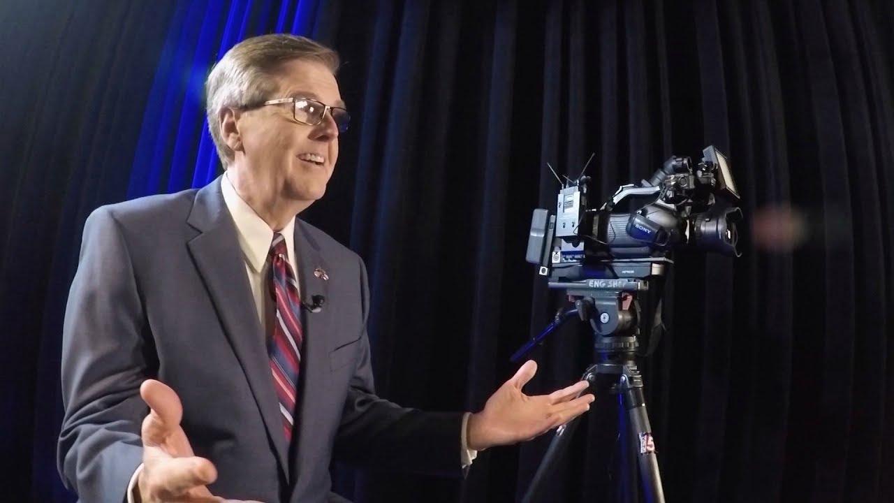 Texas Lt. Gov. Dan Patrick says a failing economy is worse than ...