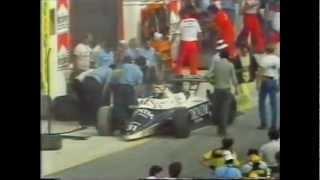 Non-fatal Crashes that happened at the San Marino Grand Prix,Imola