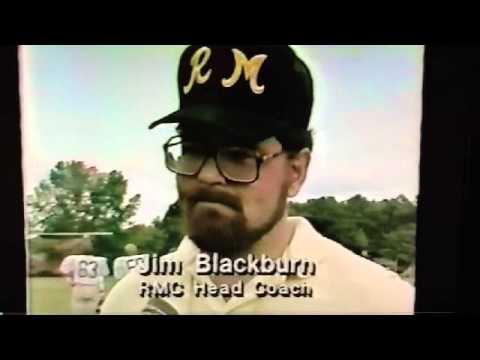 1984 Randolph Macon College  Football News Broadcast