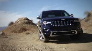 Road Test: 2014 Jeep Grand Cherokee Overland 4x4 Review By OffRoadXtreme.com