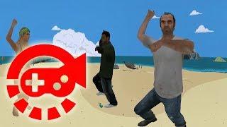 360° Video - Trevor's Gangnam, GTAV thumbnail