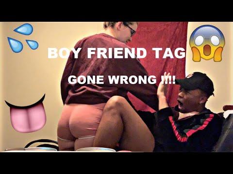 BOYFRIEND TAG (GONE WRONG!!!)   KMI @TeamKMI