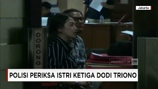 Video Polisi Periksa Istri Ketiga Dodi Triono, Korban Perampokan Pulomas download MP3, 3GP, MP4, WEBM, AVI, FLV September 2017