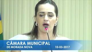 Raquel Girão Pronunciamento 10 03 2017