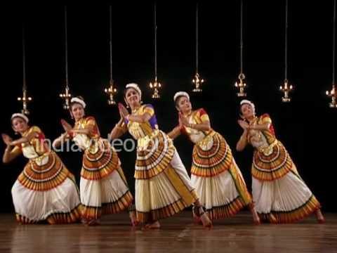 Sunanda Nair - an ardent performer of Mohiniyattam