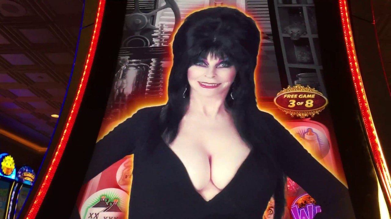 Elvira Mistress of the Dark Slots - Play for Free Now