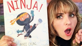 Ninja! By Arree Chung - read by Lolly Hopwood