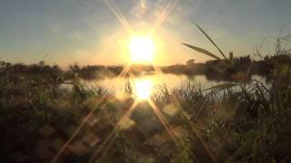 Two Sun Sunset - Platja de Pals, Spain