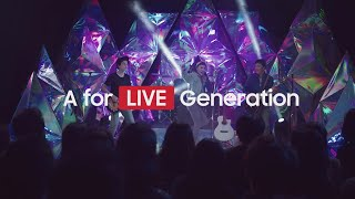 Samsung Indonesia: New Galaxy A Series - A For LIVE Generation
