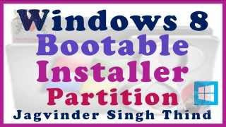 Recovery Partition Windows 8 - हिन्दी में विंडोज 8 Recovery Partition
