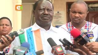 Odinga apendekezwa kwa 68% kupeperusha bendera ya NASA - Infotrak