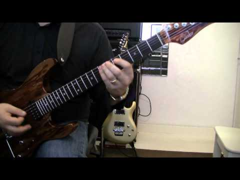 Improvising with major triads - Rick Graham