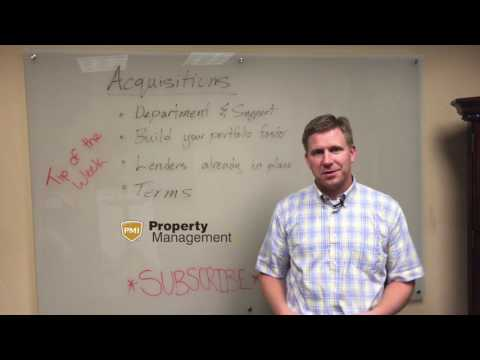 Why Property Managers Should Consider Our Acquisitions Department