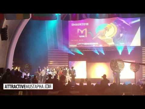Full list of winners at 2018 Ghana Music Awards UK