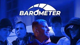 BAROMETER #6 | EGO freestyluje na ulici pred klubom!