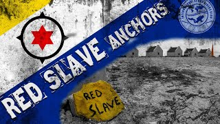 Bonaire: Red Slave Anchors Tec Scuba Dive