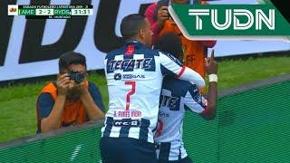Gol de Avilés Hurtado | América 2 - 2 Monterrey | Liga MX - Ap19 | TUDN México