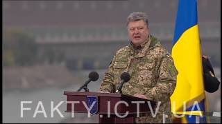 Порошенко поставил точку в вопросе контрактной армии в Украине