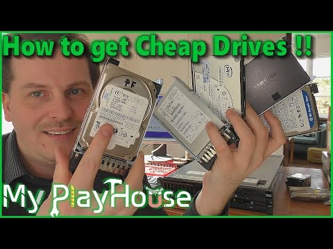 What Drives can you use in your Server SAS/SATA/SSD - 501