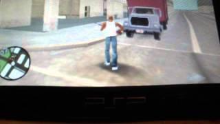 Cómo ir al servicio de incautaciones de coches en GTA VCS PSP