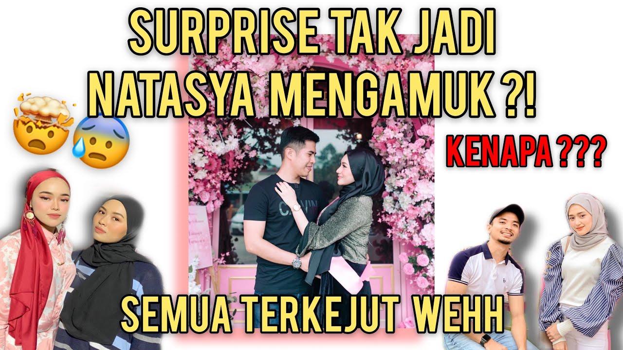Asyraff Surprise sampai Natasya MENGAMUK MELETOP !