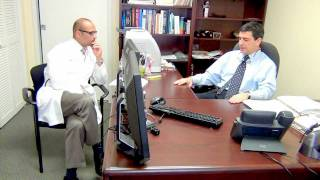 Lung Cancer   Dr. Tony Talebi discusses the Treatment of Stage 4 Non Small Cell Lung Cancer