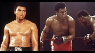 MUHAMMED ALI. The best moments. Knockouts Boxing Sport