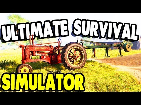 Most REALISTIC Farming & Building SIMULATOR EVER | Farmer's Dynasty Gameplay Part 1