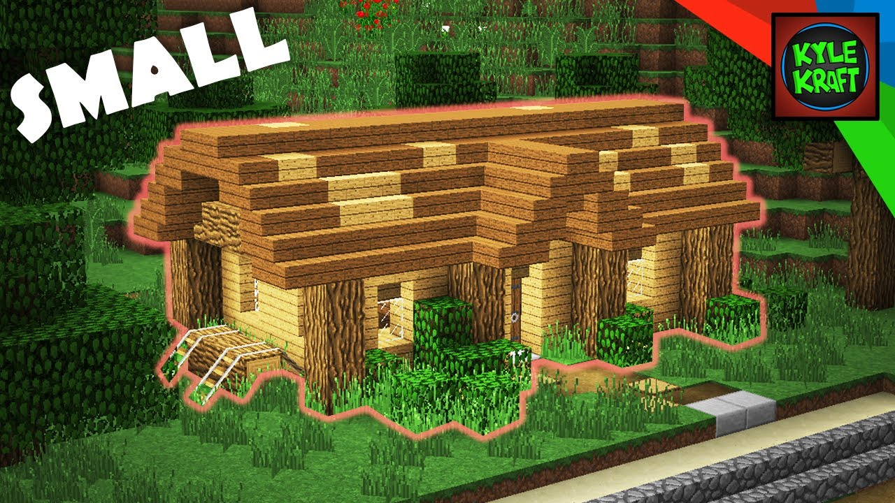 maxresdefault - 14+ Small Starter Small Minecraft House Ideas Survival PNG