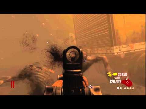 Black Ops Zombie Glitches: Best Moon Glitches - Call