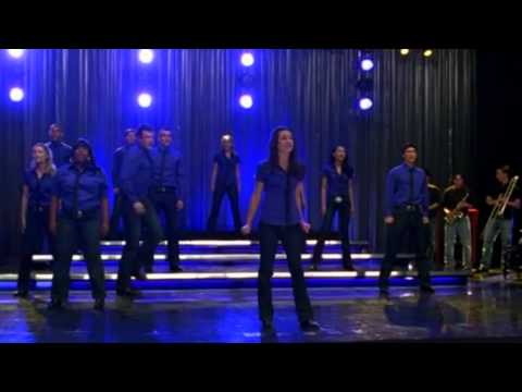GLEE - Somebody To Love (Full Performance) (Official Music Video) HD