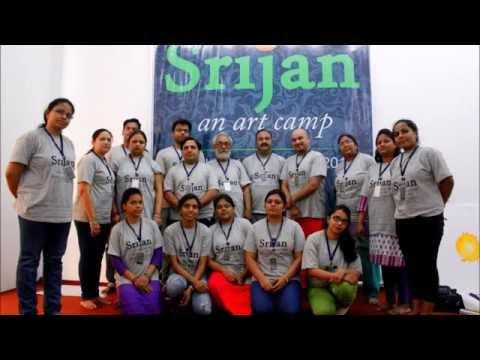 Srijan an art camp: Mehta Art Gallery, Varanasi