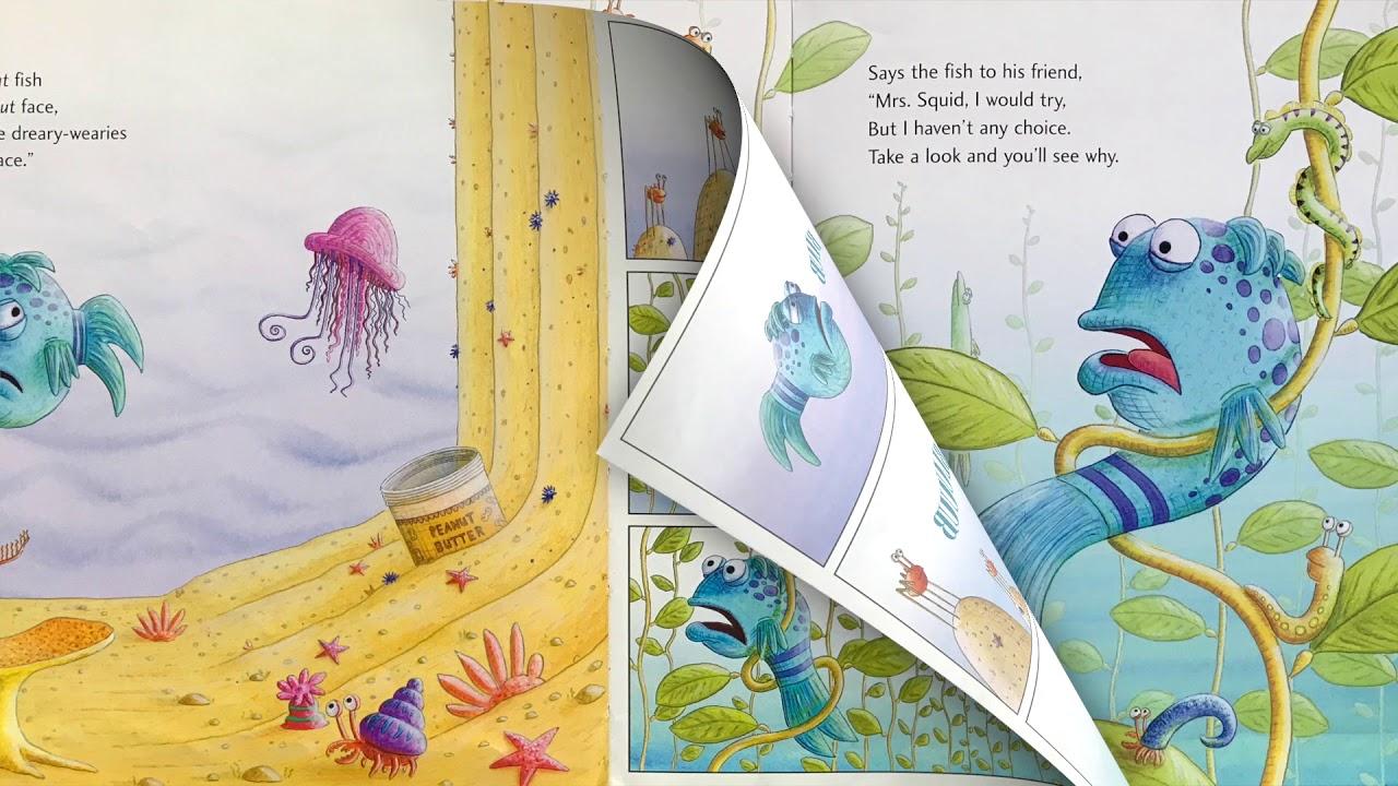 pout-pout fish book activities