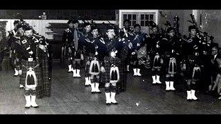 78 RPM - Scottish Command Tattoo Selection - Cameron Highlanders (1930)
