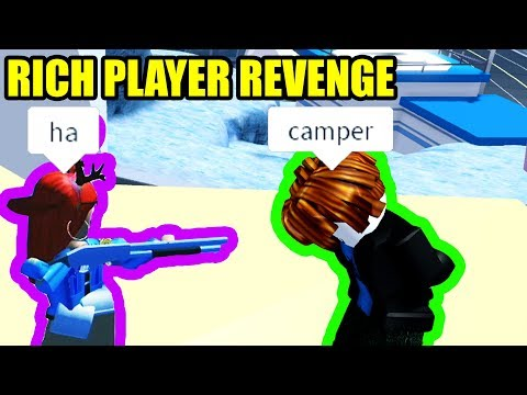 RICHEST JAILBREAK PLAYER GETS HER REVENGE | Roblox Jailbreak
