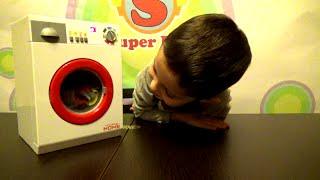 Дитяча пральна машина / Children washing machine