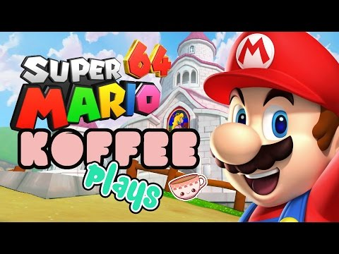 "Let's Play Mario 64: Episode 3 ""Mario Twerkin!"" (Past Broadcast)"