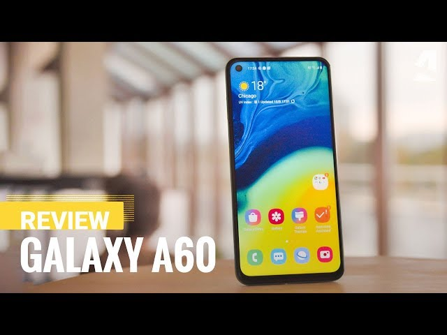 Samsung Galaxy A60 (Galaxy M40) review