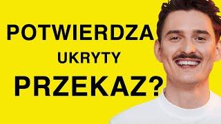 Dawid Podsiadło - ODPOWIADA!  (Ukryty przekaz)  *Od tyłu*