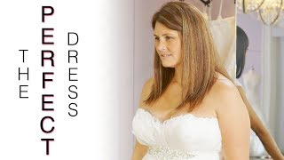 Bride's Weight Loss Journey - The Perfect Dress