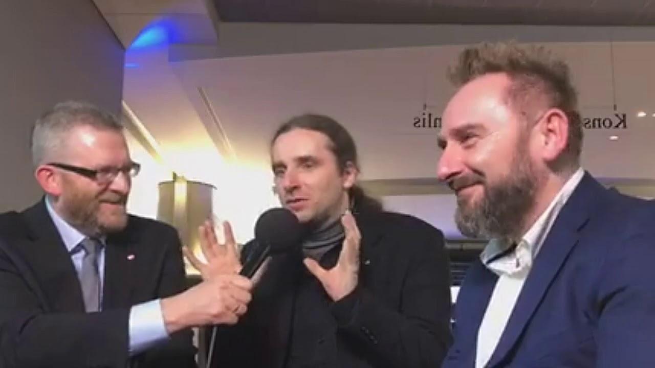 Grzegorz Braun, LIROY, Sośnierz - MOCNY komentarz prosto z BRUKSELI!