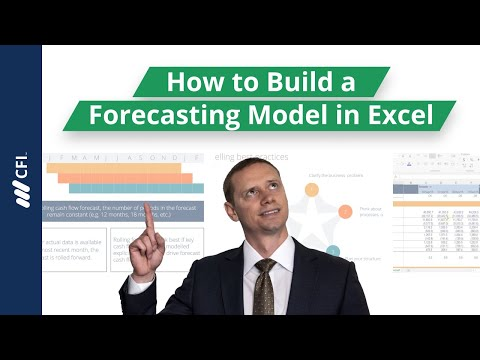 How to Build a Forecasting Model in Excel - Tutorial | Corporate Finance Institute