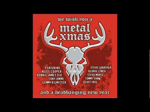 We Wish you a metal Xmas (and a headbanging new year)