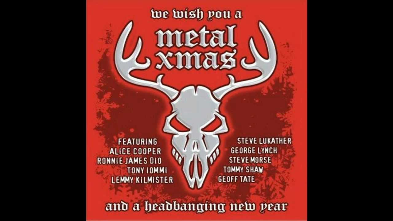 We Wish you a metal Xmas (and a headbanging new year) - YouTube