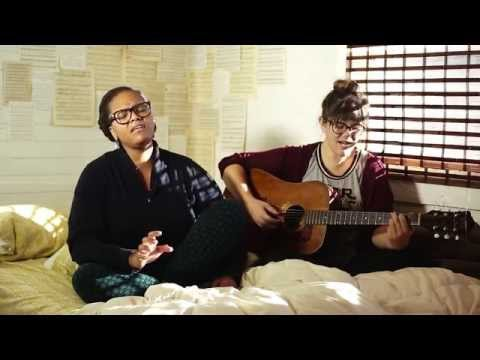 """Liz Vice performs """"Enclosed By You"""" in bed 