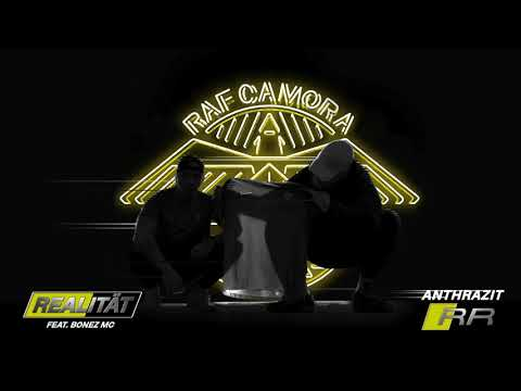 RAF Camora & Bonez MC - REALITÄT (Anthrazit RR) #05