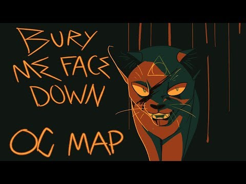 [CLOSED] BURY ME FACE DOWN [VILLAIN OC MAP]